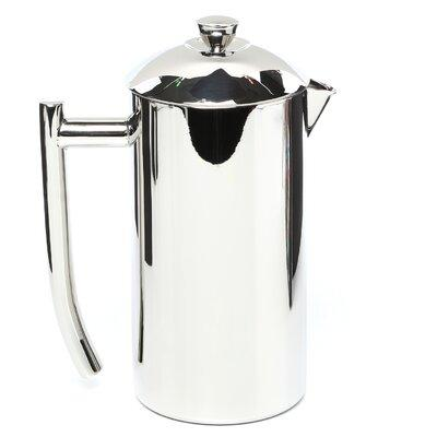 Frieling Polished Stainless Steel French Press 010 Size: ...