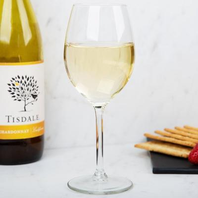 Libbey 8564SR Bristol Valley 8.5 oz. White Wine Glass - 2...