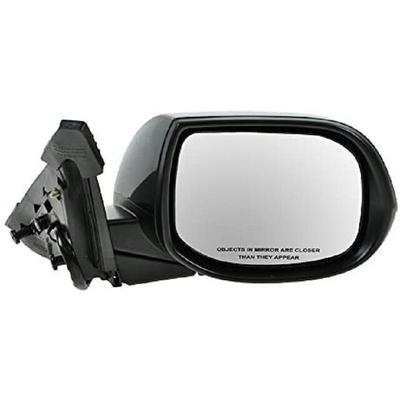 2009-2014 Acura TSX Right - Passenger Side Mirror - Actio...