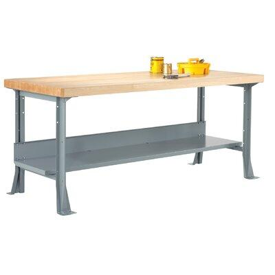 Diversified Woodcrafts Wood Top Workbench MLB-43 Size: 48...