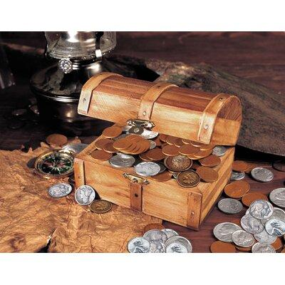 American Coin Treasure Historic Wooden 50 Old U.S. Coins ...