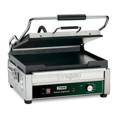 WARING-COMMERCIAL WFG275 Commercial Panini Press w/ Cast ...