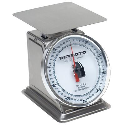 Cardinal Detecto PT-500SRK Top Rotating Dial Scale - Stai...