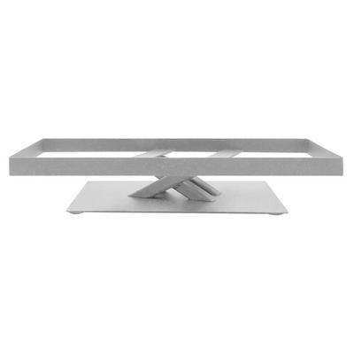 "Elite Global Solutions 3"" PC173 Rectangular Satin Nickel ..."