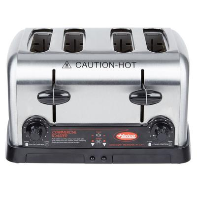 """Hatco TPT-208 4 Slice Commercial Toaster - 1 1/4"""" Slots, ..."""