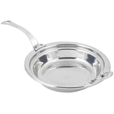 "Bon Chef 5455HLSS 13"" x 12"" x 4"" Stainless Steel 2.5 Qt. ..."