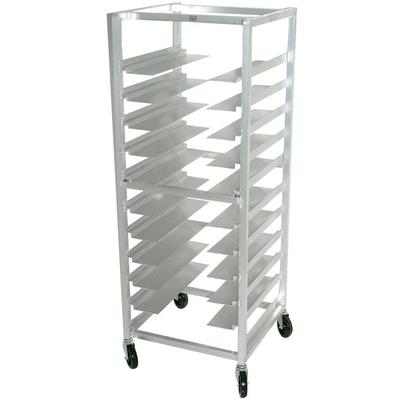 "Advance Tabco UR10 Heavy Duty Universal Rack with 6"" Shel..."