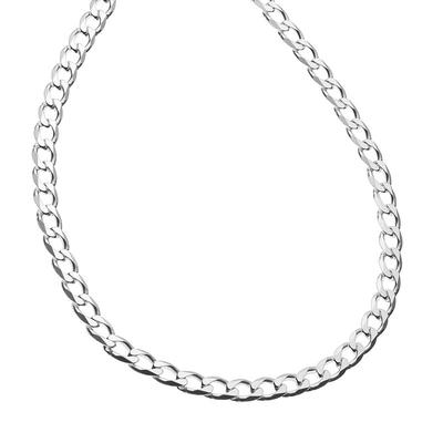 Primrose Sterling Silver Curb-Link Chain Necklace - 20-in., Women's, Size: 20