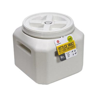 Gamma2 Vittles Vault Pet Food Storage, 30-lb