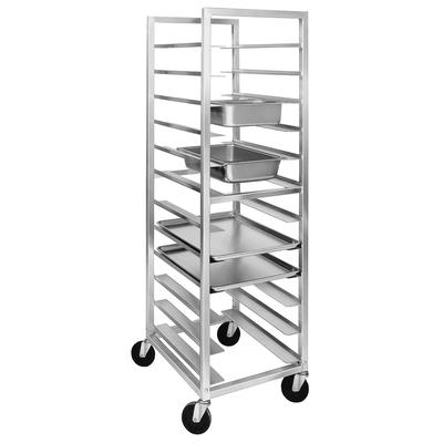 Channel UTR-12 21W 12 Bun Pan Rack w/ 5 Bottom Load Slides