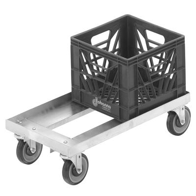 Channel MC1326 Dolly for Milk Crates