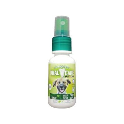 PetzLife Peppermint Oral Care Spray, 1-oz bottle