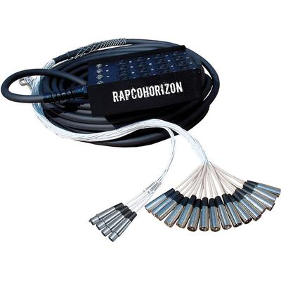 RapcoHorizon Players Series Snake Mid Grade 16x4 100 foot XLR returns