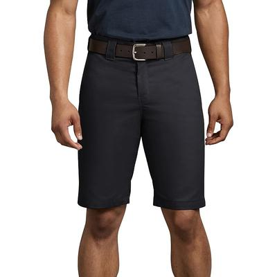 Men's Dickies Flex Relaxed-Fit Work Shorts, Size: 32, Black