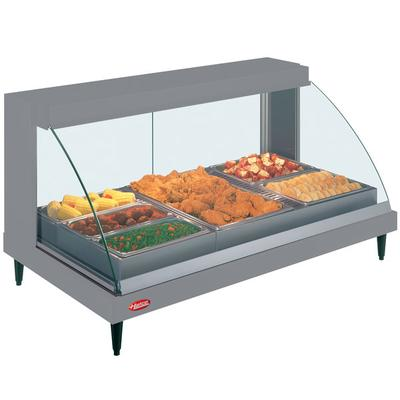 "Hatco GRCDH-3P Gray 46"" Glo-Ray Full Service Single Shelf..."