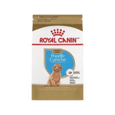 Royal Canin Poodle Puppy Dry Dog Food, 2.5-lb bag