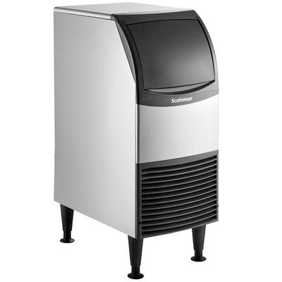 "Scotsman CU0715MA-1A 15"" Air Cooled Undercounter Medium C..."