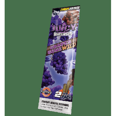Juicy Couture Blunt Wraps Grape Single Pack