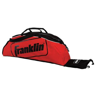 Franklin Sports Junior-Size Equipment Bag, Red