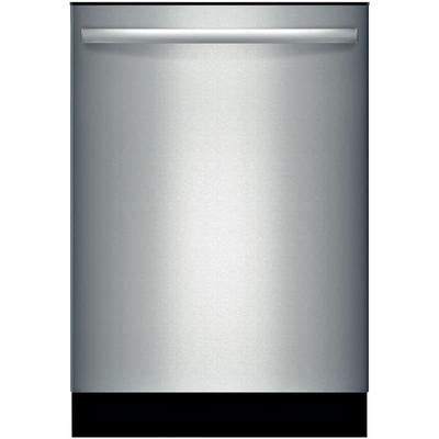 "Bosch SHX3AR7 24"" Built-In Dishwasher with Bar Handle and..."