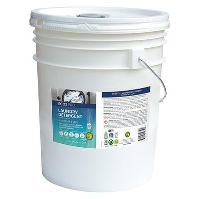 Earth Friendly Products High Efficiency Liquid Laundry Detergent include characteristics like: Size: 5 gal., Container Type: Pail, Fragrance: Magnolia and Lily.
