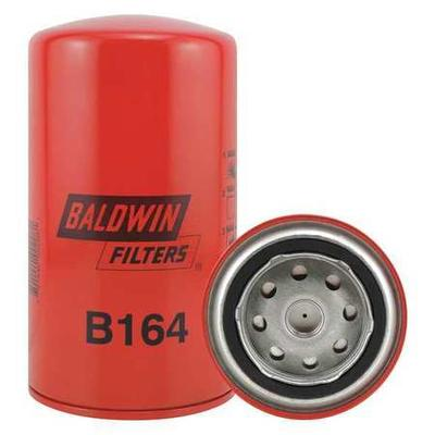 Baldwin Filters B164 Oil Filter, Spin-On, By-Pass
