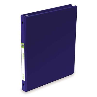 Binders keep paperwork organized to save on time and money. Wilson Jones 3-Ring Binder include characteristics like: Material: polypropylene, Color: Blue.