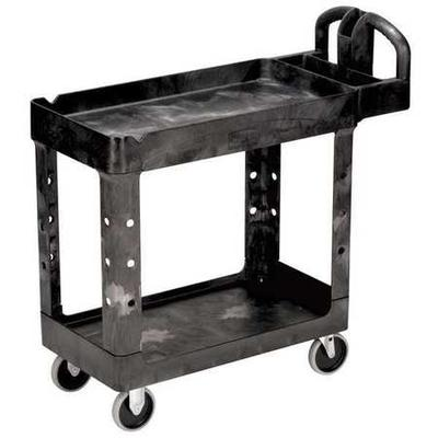 Utility Cart, FG450088BLA, Rubbermaid