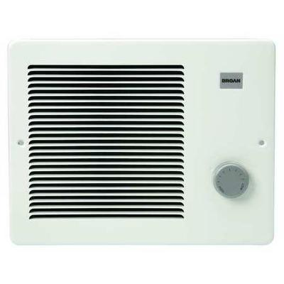 Broan 174 Residential Electric Wall Heater, White