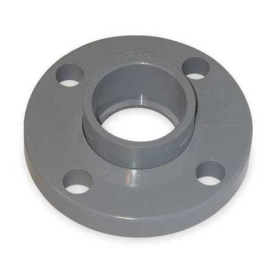 """GF Piping Systems 1"""" Socket PVC Van-Stone Flange Sched 80..."""