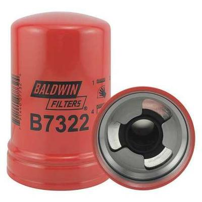 Baldwin Filters B7322 Oil Filter, Spin-On,