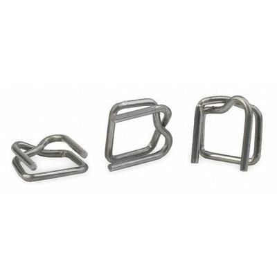 VALUE BRAND PAC STRAPPING PRODUCTS B-4A Strapping Buckle,...