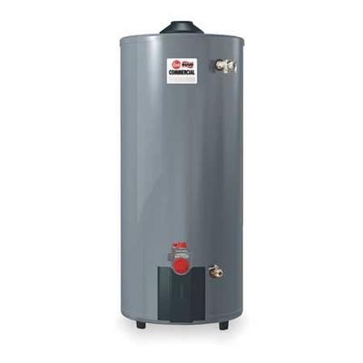 RHEEM 75 gal. Commercial Gas Water Heater, NG, 75,100 Btu...