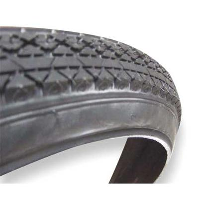 Worksman 4922E Bicycle or Tricycle Tire,24 In. Dia.