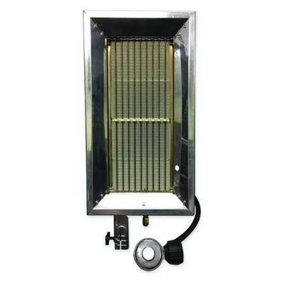 Re-Verber-Ray 32000 BtuH Tank Top Portable Gas Heater, LP...