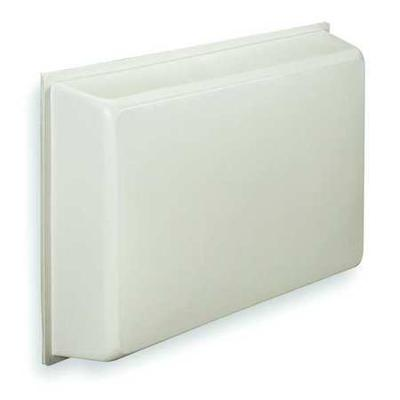 CHILL STOP'R 1212-06 Universal AC Cover, Molded Plastic