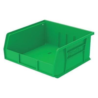 AKRO-MILS 30235GREEN Hang/Stack Bin, 10-7/8 x 11 x 5, Green