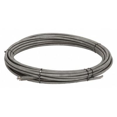 Ridgid 37857 Drain Cleaning Cable, 1/2 In. X 50 Ft.