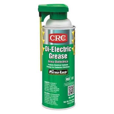 CRC Industries 03082 Dielectric Grease, 16 oz, Net 10 oz.
