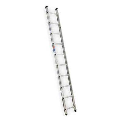 Werner 10 ft. Aluminum Straight Ladder , D1510-1
