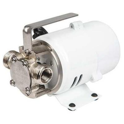 Little Giant 360 Pump,Utility,Nickel-Plated Brass,115 VAC