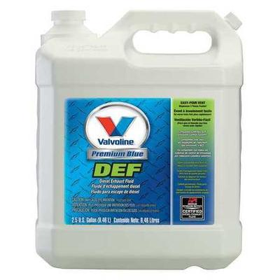 AIR SHIELD 729566 Diesel Exhaust Fluid DEF, 2.5 Gal.