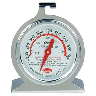 Cooper-Atkins 24HP Food Srvc Thermometer, Oven, 100 to 600 F