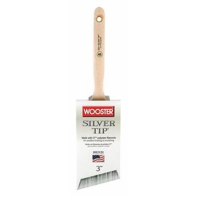 WOOSTER 5221-3 Paint Brush,3in.,13-1/4 In.