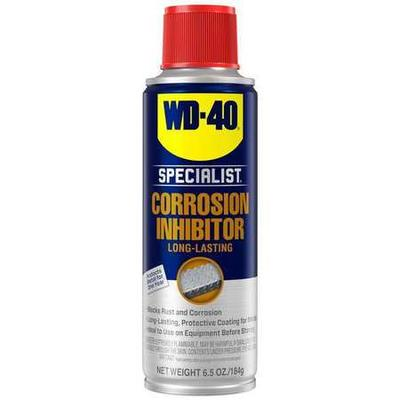 Corrosion Inhibitor, Lubricant NSF Rating Not Rated, Wet Lubricant Film, Medium Indoor Life Expectancy, Medium Outdoor Life Expectancy, Moderate Removability, Min. Operating Temp. -40 Degrees F, Max. Operating Temp. 250 Degrees F, Lubricant Container...