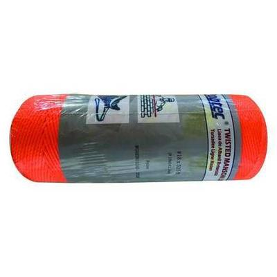 VALUE BRAND 12U292 Rope, Nylon, Twisted, .058 In. dia., 5...