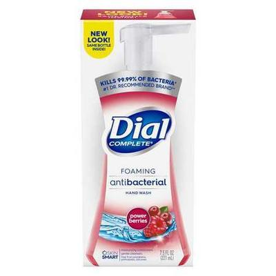 DIAL 7.5 oz Cranberry Foam Soap, DIA 03016