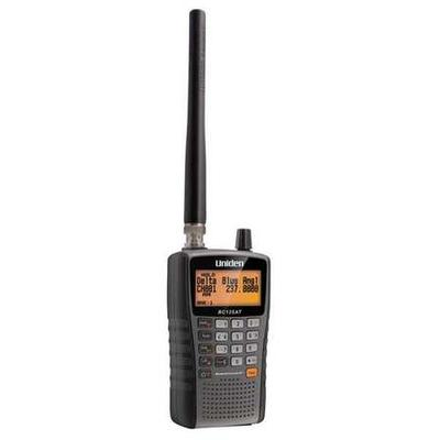 Uniden BC125AT Handheld Scanner, Analog, 500 Channels
