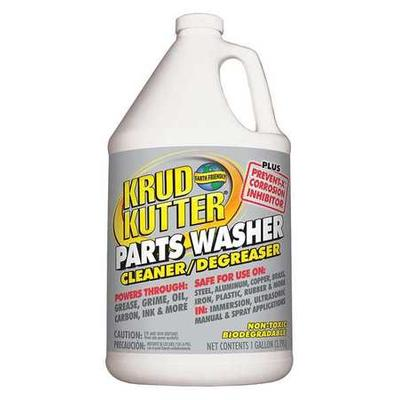 Krud Kutter Clear Parts Washer Cleaning Solution,1 gal., Silver