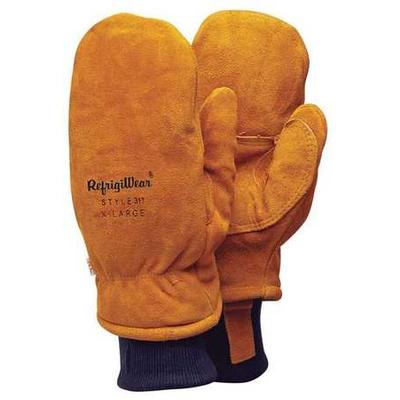 RefrigiWear Size M Cold Protection Gloves,0317RGLDMED